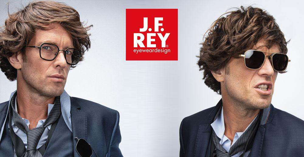JF Rey // A fresh take on solar clips