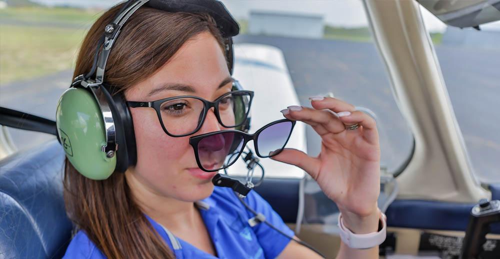 Flying Eyes Optics // Launch optical collection